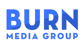 Burn Media Group – Digital Agency Logo